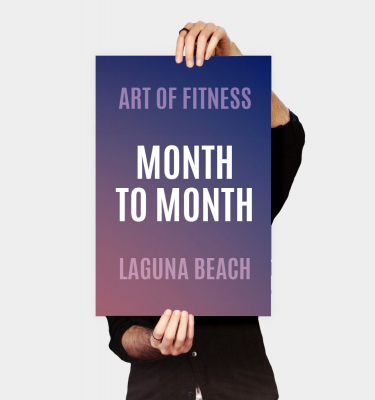 art of fitness laguna beach month to month gym membership