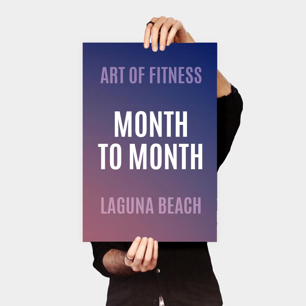 art of fitness laguna beach month to month gym membership
