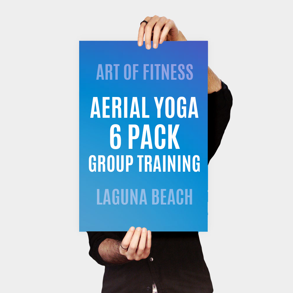 aerial yoga laguna beach