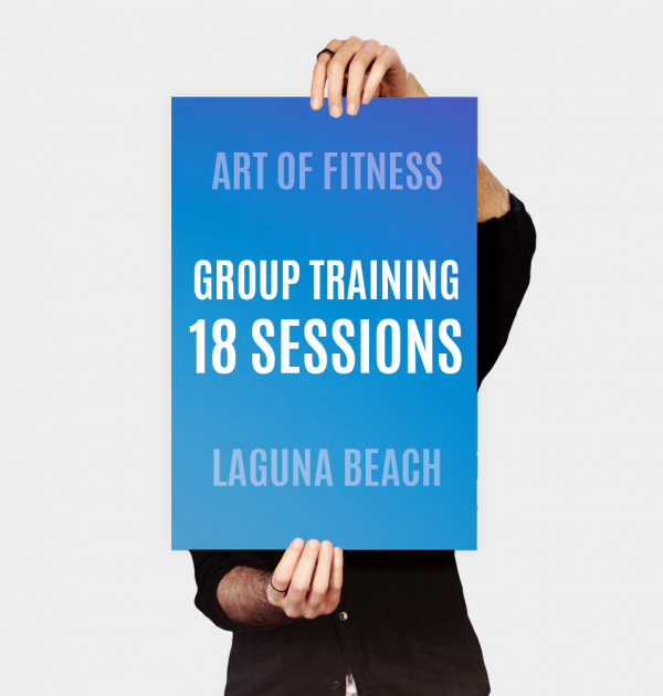 group training laguna beach